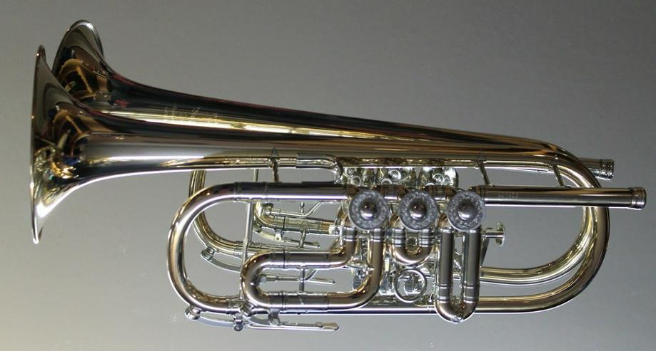 Bild 2: J. Scherzer Profi - Konzert -Trompete in C