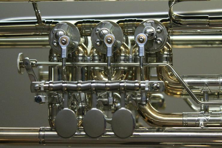 Bild 4: J. Scherzer Profi - Konzert -Trompete in C