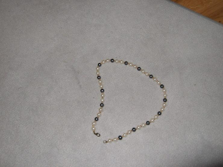 Perlkette - Halsketten & Colliers - Bild 1