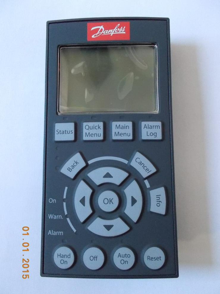 Controlpanel LCP102 Danfoss