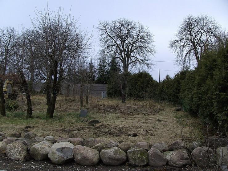 Bild 5: Baugrundstück in ländlicher Lage ...
