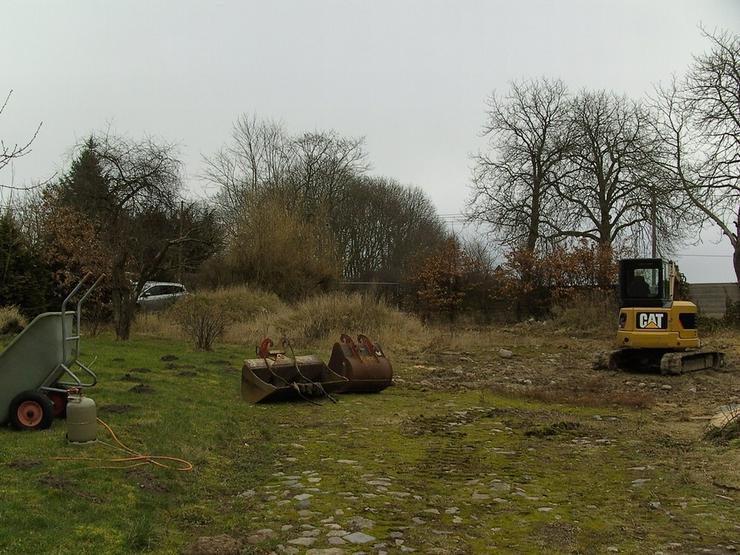 Bild 3: Baugrundstück in ländlicher Lage ...