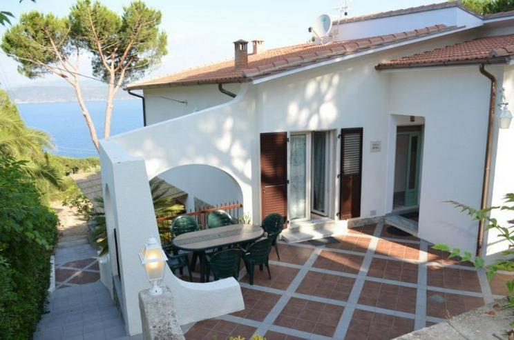 Insel Elba - Villa met fabelhaften Meerblick
