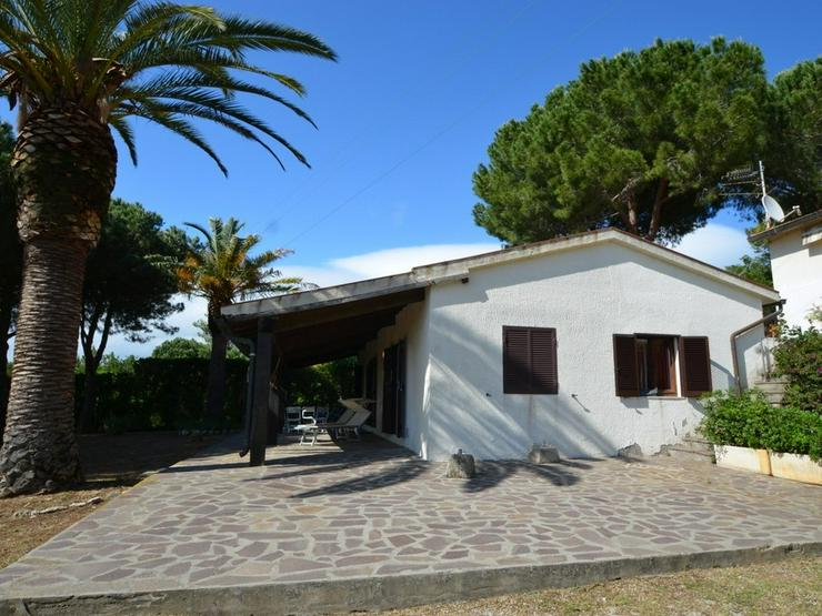 Insel Elba- Ferienhaus mit Meeresblick