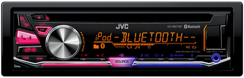 JVC KD-R971BT MP3-Tuner mit USB BT Autoradio