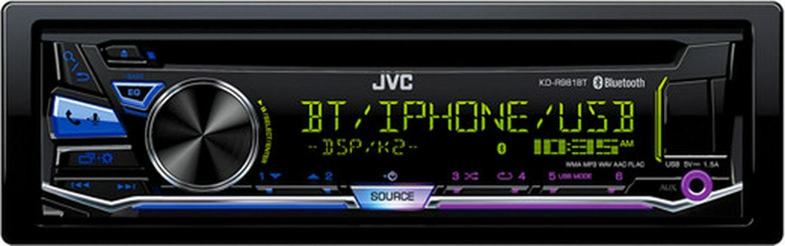 JVC KD-R981BT MP3-Tuner USB BT Autoradio