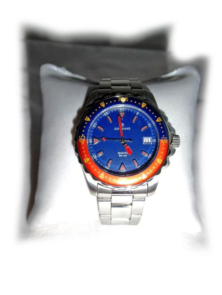 Sportliche Armbanduhr von Junghans