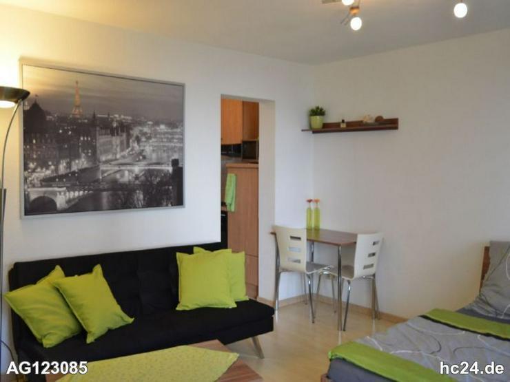 Moderne 1- Zimmer Wohnung in Weil am Rhein, möbliert - Wohnen auf Zeit - Bild 1