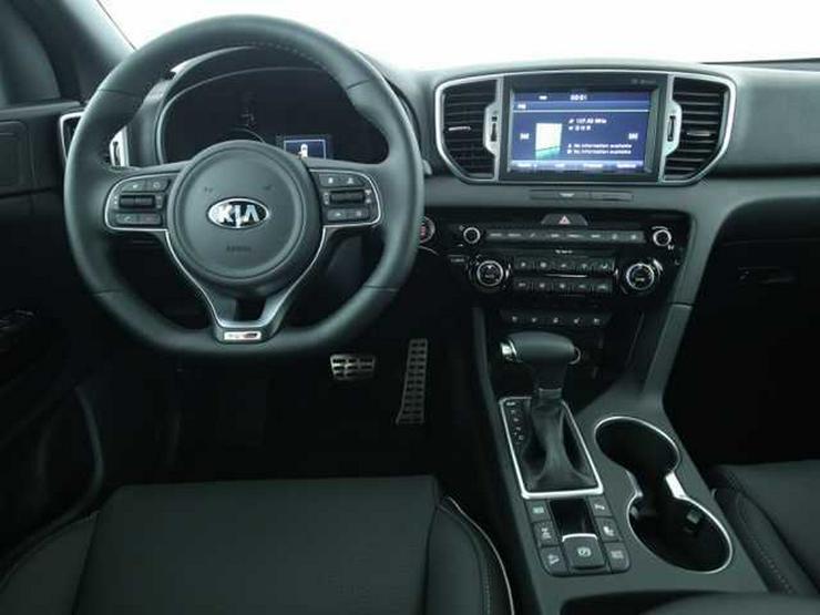 Bild 5: KIA Sportage 1.6 T-GDI AWD Automatik GT Line Leder Tech Pano