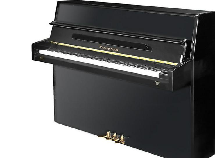 Bild 3: Johannes Seiler Klavier 110 Modern