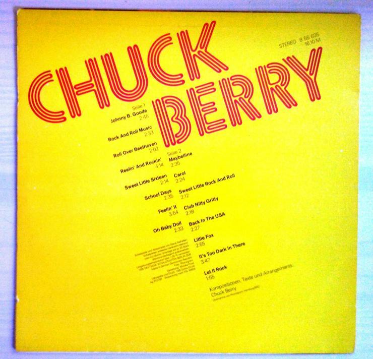 Bild 2: Chuck Berry