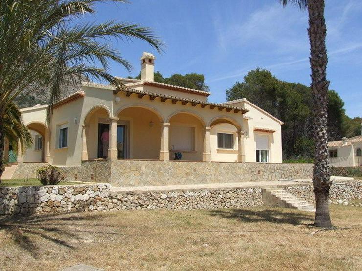 JAVEA: Seniorenfreundliche & Barrieefrei Villa 202 m² in ruhiger Villengegend in der Regi... - Bild 1