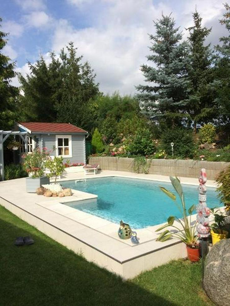 Bild 2: Wunderschönes Energiespar Haus 160m² Wfl. Auf 800m² Grundstück in Ruhiger Lage mit Poo...