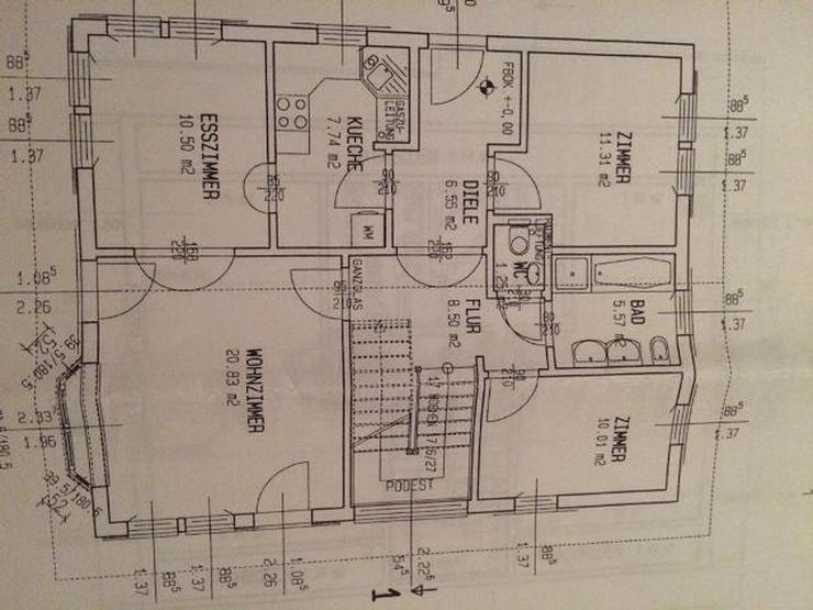 Bild 10: Wunderschönes Energiespar Haus 160m² Wfl. Auf 800m² Grundstück in Ruhiger Lage mit Poo...