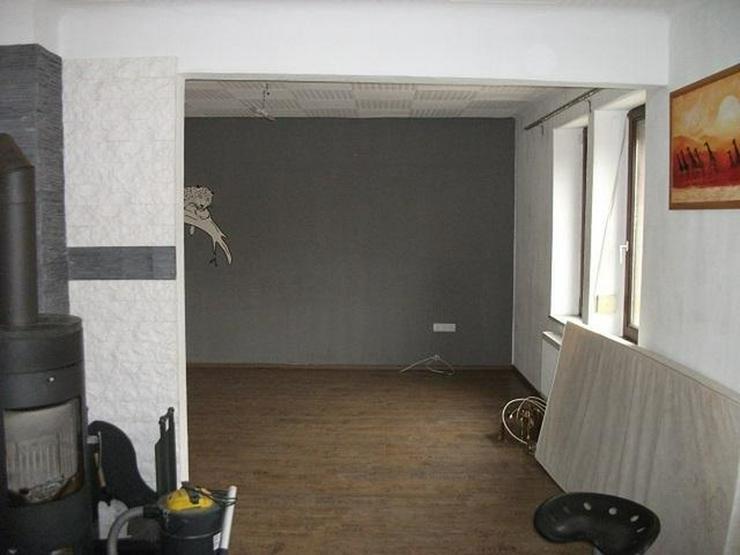 """Bild 4: Einfamilienhaus -Schloß wäre zu viel gesagt, Hütte zu wenig - nennen wir es doch """"Zuhau..."""