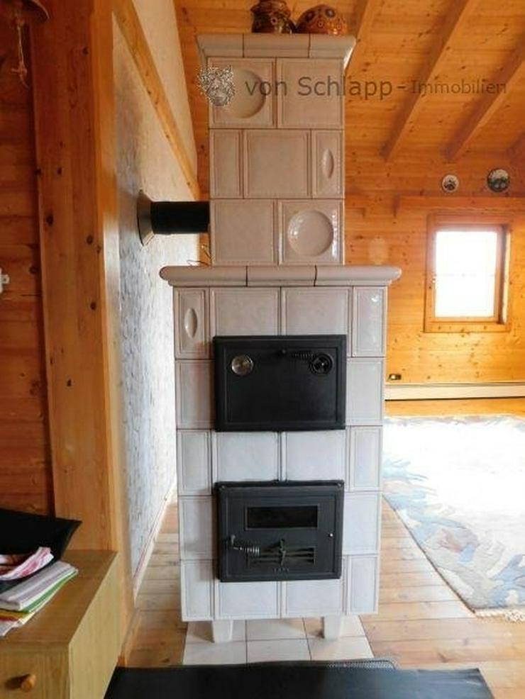 Bild 6: NIDDA-OT: Landhausidylle pur im wunderschönen Holzhaus mit großem Garten! - von Schlapp ...