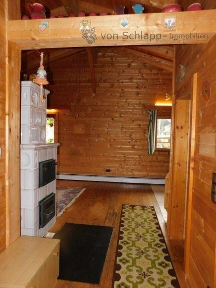 Bild 4: NIDDA-OT: Landhausidylle pur im wunderschönen Holzhaus mit großem Garten! - von Schlapp ...