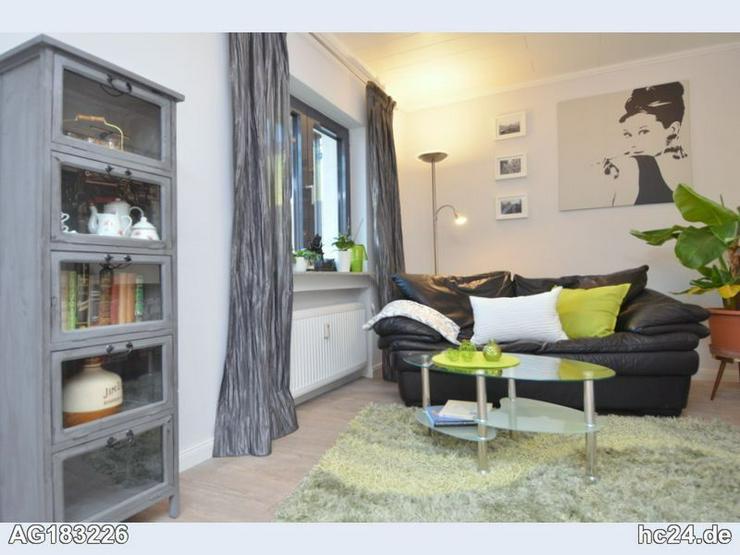 Möblierte 2-Zimmer Wohnung mit großer Terrasse und Reinigungsservice in Wiesbaden - Bild 1