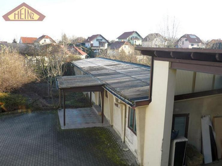 Gewerberäume / Carport in Eisenberg zu vermieten - Gewerbeimmobilie mieten - Bild 1