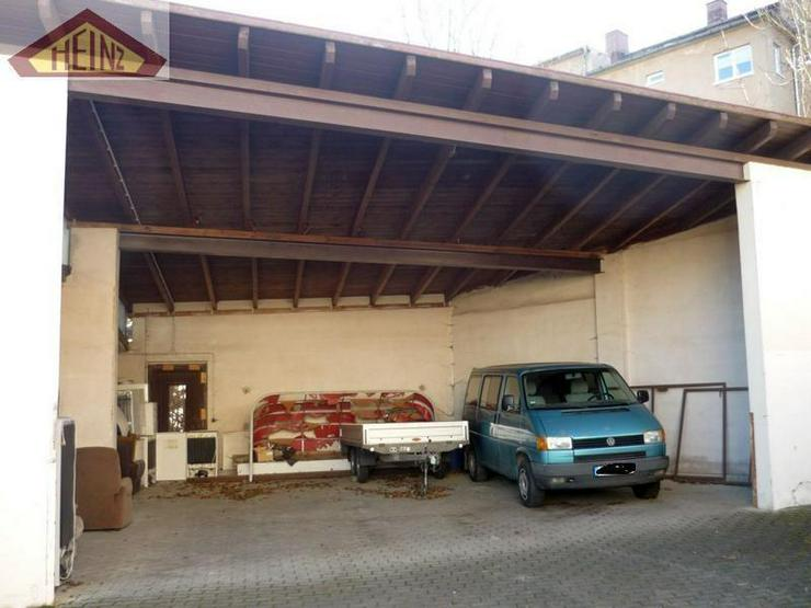 Bild 2: Gewerberäume / Carport in Eisenberg zu vermieten