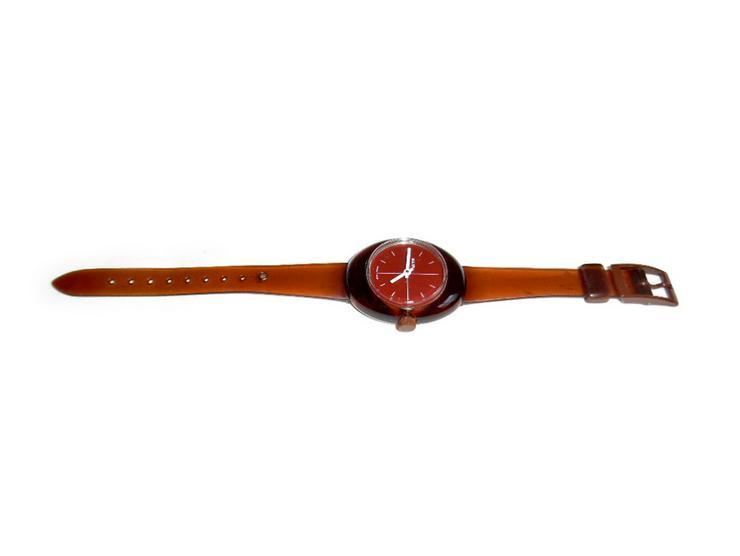 Bild 2: Seltene Armbanduhr von Buler