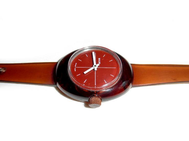 Bild 3: Seltene Armbanduhr von Buler