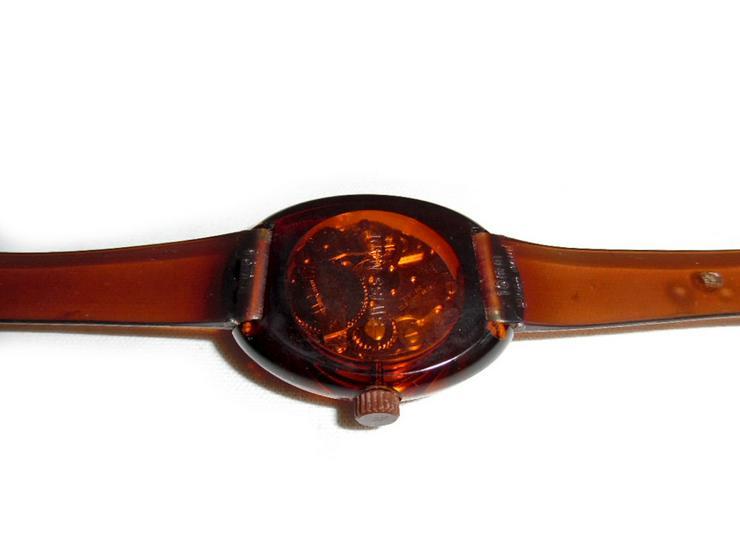 Bild 5: Seltene Armbanduhr von Buler
