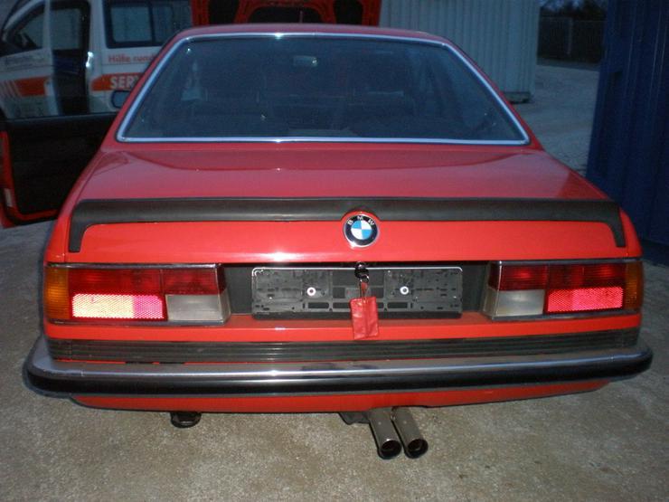 Bild 4: BMW 635i ALPINA, Orginaler Zustand, Wertanlage.