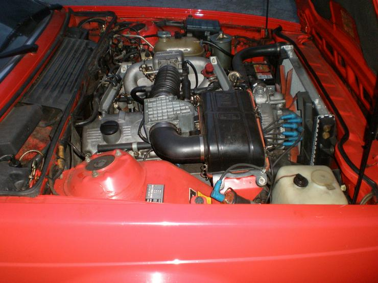 Bild 5: BMW 635i ALPINA, Orginaler Zustand, Wertanlage.