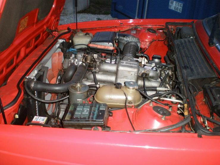 Bild 6: BMW 635i ALPINA, Orginaler Zustand, Wertanlage.