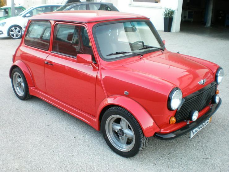 MINI Rot 75PS, Wertanlage 300-400 Euro im Jahr.