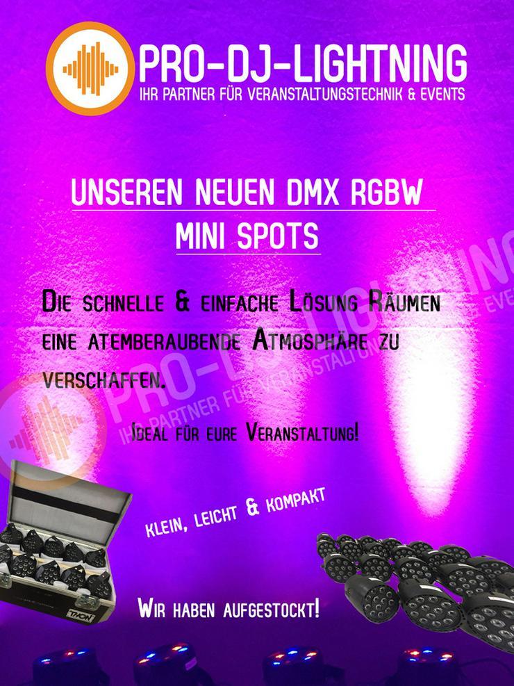 Lichtanlage, Scheinwerfer, mieten in Wismar