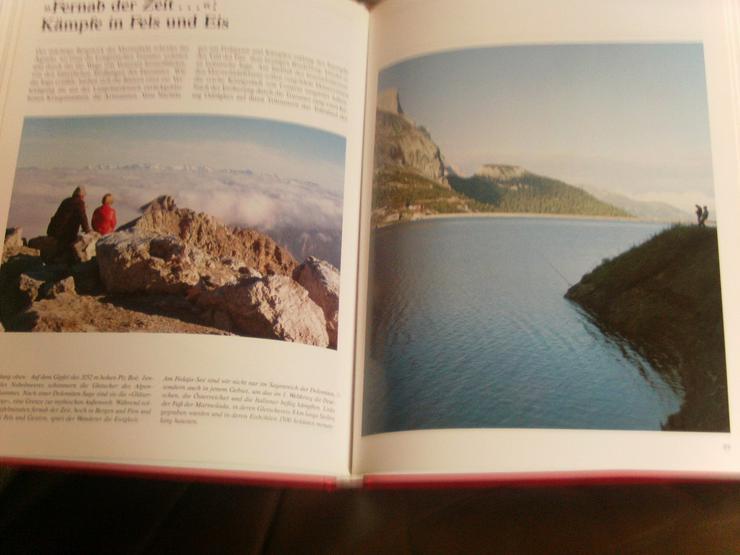 Bild 2: Zu Fuß über die Alpen
