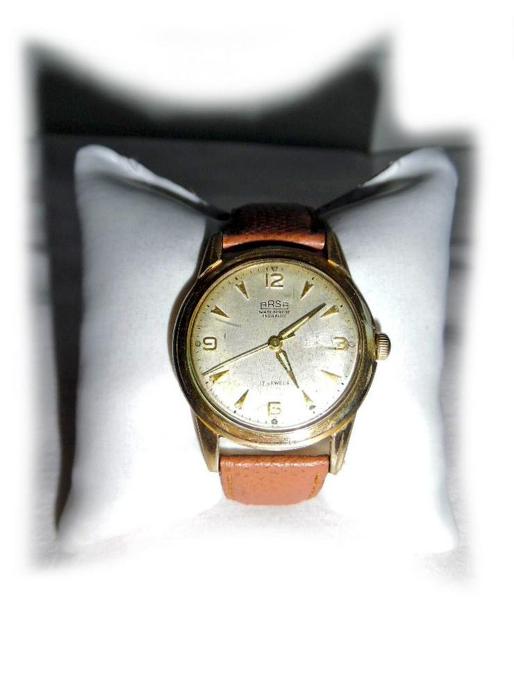 Selten elegante Armbanduhr von Arsa - Herren Armbanduhren - Bild 1