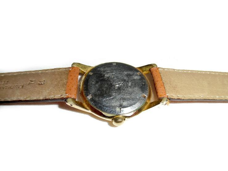Bild 5: Selten elegante Armbanduhr von Arsa
