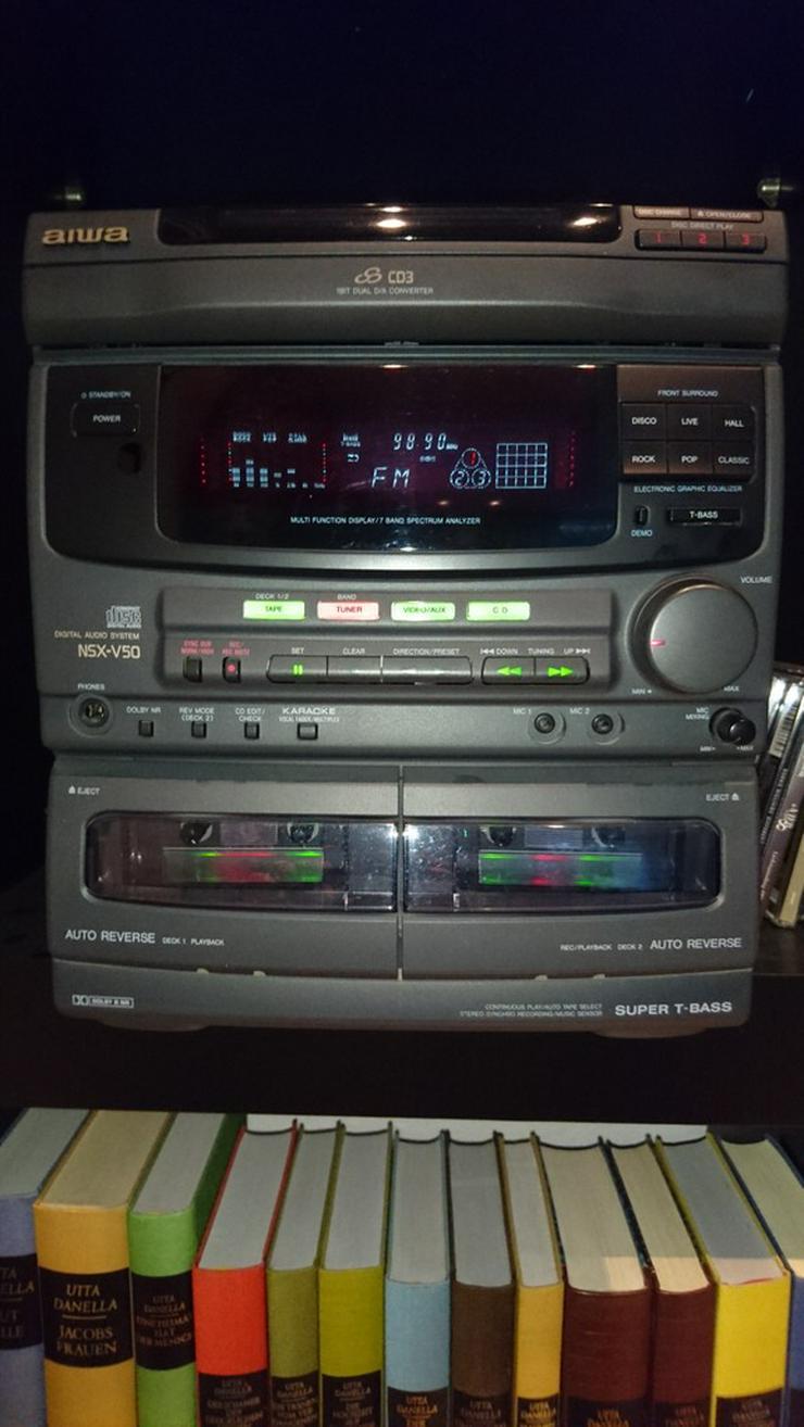 AIWA NSX-V50 Radioanlage