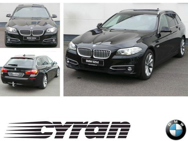 BMW 525d xDrive Touring Modern Navi Standhzg. EU6