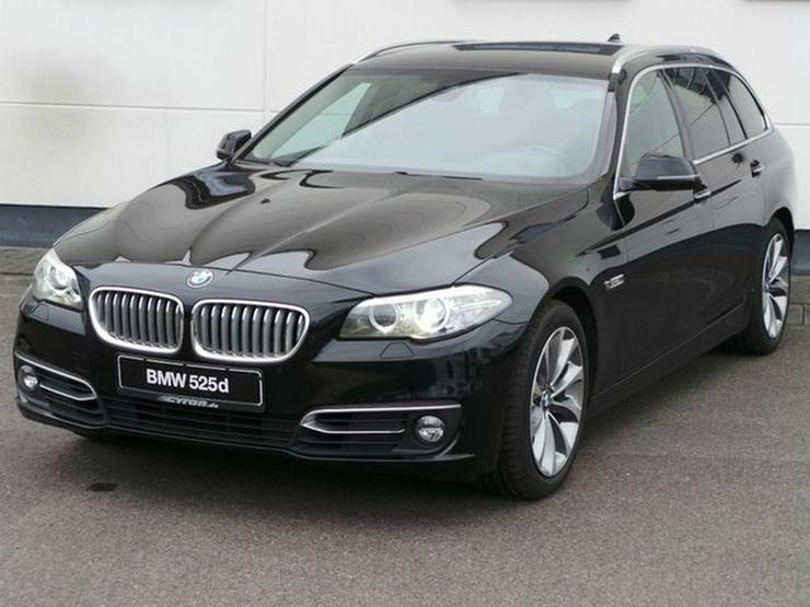 Bild 2: BMW 525d xDrive Touring Modern Navi Standhzg. EU6