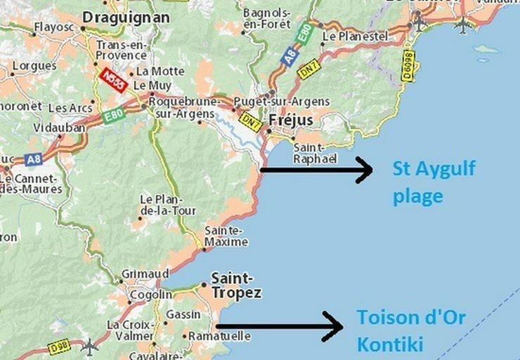 Bild 2: Mobilheims in St Tropez und St Aygulf