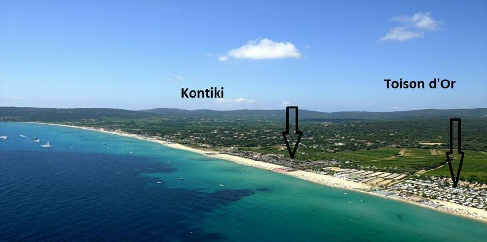 Bild 2: Frankreich Mobilheims am Meer