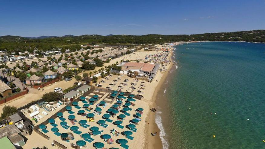 Bild 3: Frankreich Mobilheims am Meer