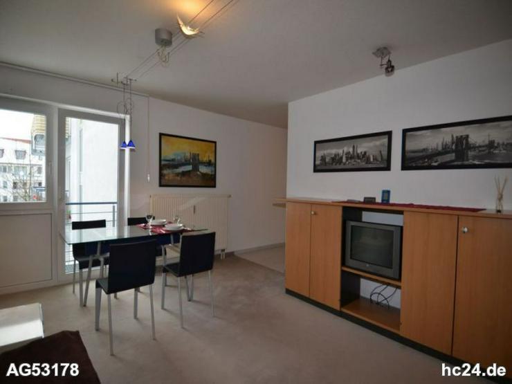*** schöne, möblierte 1 Zimmerwohnung in Ulm/Söflingen - Wohnen auf Zeit - Bild 1