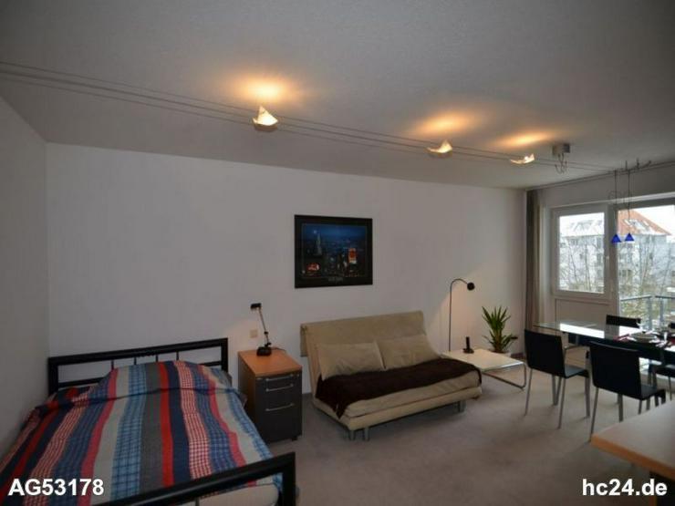 Bild 3: *** schöne, möblierte 1 Zimmerwohnung in Ulm/Söflingen