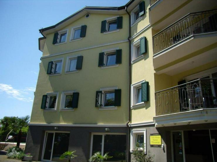 Bild 2: 1 ZKB-Wohnung mit Meerblick in Opatija