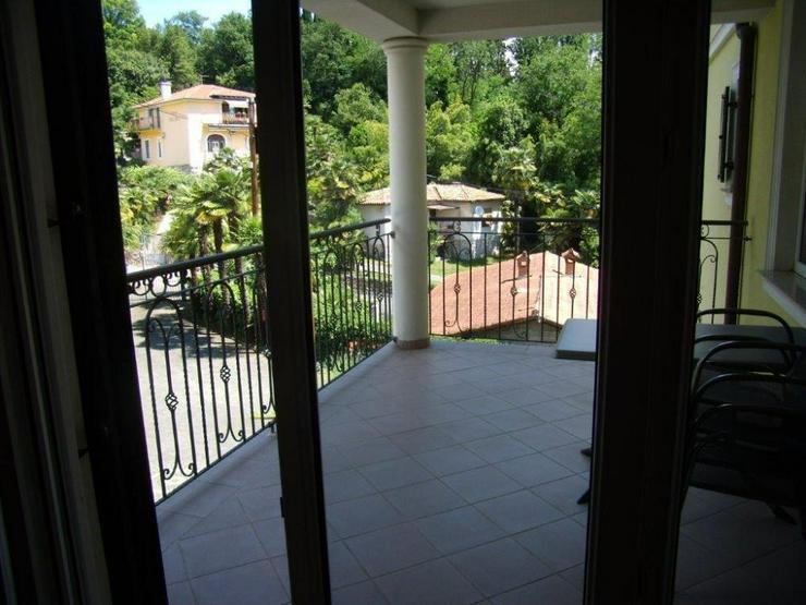 Bild 4: 1 ZKB-Wohnung mit Meerblick in Opatija