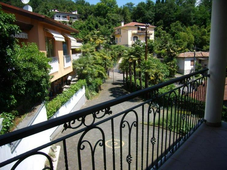 1 ZKB-Wohnung mit Meerblick in Opatija