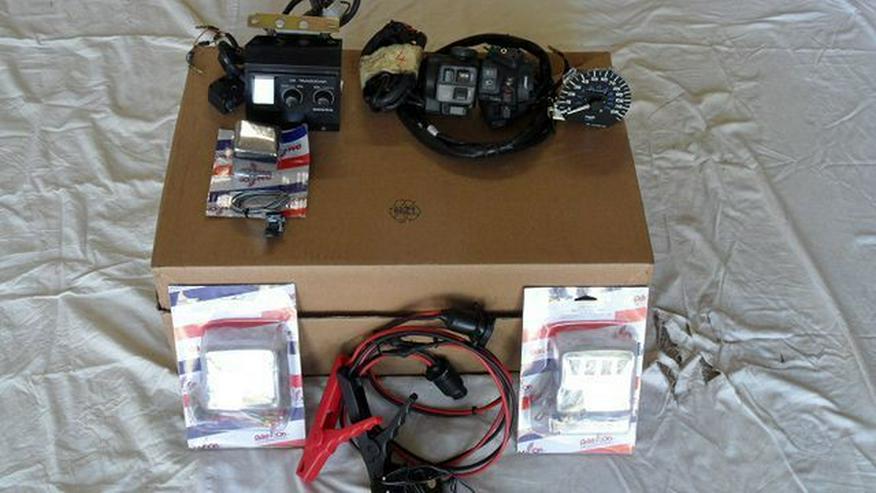 Teile für HondaGoldwing GL 1500