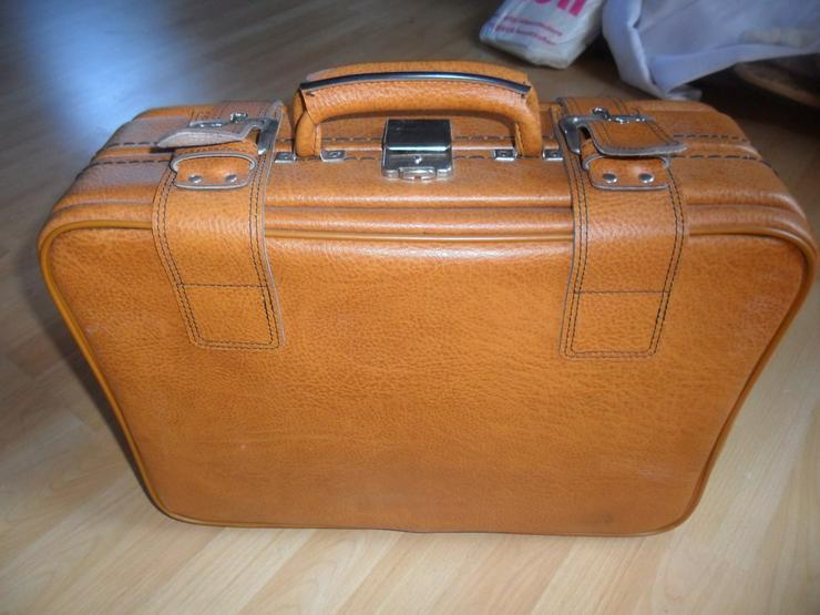 Reisekoffer Leder