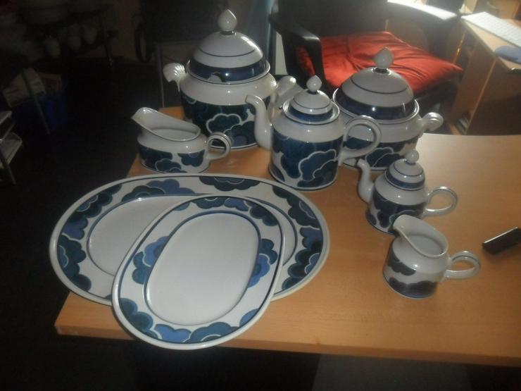 Villeroy & Boch Blue Cloude  Kaffee/Essgeschirr