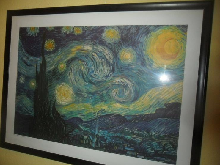 Bild 3: Grosses Vincent van Gogh Bild